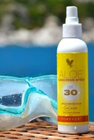 Used Aloe Sunscreen Spray in Dubai, UAE