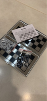 Used Stainless Steel Chess Game  in Dubai, UAE