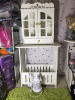 Used Desk Drawer Organizer+BedsideTable+Candl in Dubai, UAE
