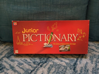 Used Pictionary Board Game in Dubai, UAE
