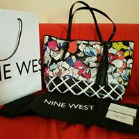 Authentic nine West Bag; Brand New With Dustbag And Care Cards; Free Shipping