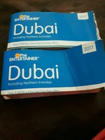 Used Dubai entertainer book used in Dubai, UAE