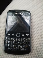 Used Blackberry 9360 working some damage in Dubai, UAE