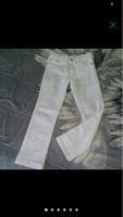 Used Jeans white colour in Dubai, UAE