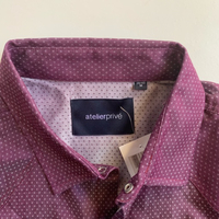 Atelier Privé men's shirt 39/40 M new