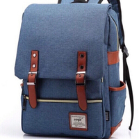 Used chic Canvas laptop universal backpack  in Dubai, UAE