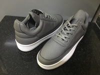 Used Spanning men's shoes size 42 grey in Dubai, UAE
