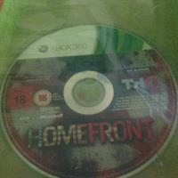Used Home Front. Xbox 360                                            Little Problems In The Box in Dubai, UAE