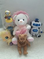 Used Soft toys for baby in Dubai, UAE