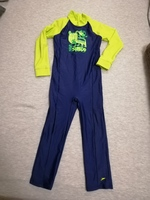 Used 5 to 6 yrs kids swimming costume in Dubai, UAE