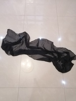 Used Black scarf/cover in Dubai, UAE