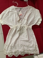 Used Stradivarius beach dress small in Dubai, UAE