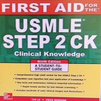 Used First aid for the step 2 Ck 2018 edition in Dubai, UAE
