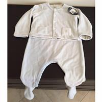 Petit Bateau Overall With Jacket