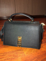 Used Black handbag/shoulder bag in Dubai, UAE