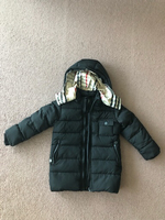 Used Winter jacket for a boy 5-6 years old in Dubai, UAE