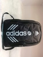 Used Adidas backpack black for him in Dubai, UAE