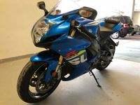 Used 2015 Suzuki GSX-R750 low mileage in Dubai, UAE