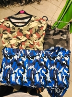Used sublimation shirts coton for summer's  in Dubai, UAE