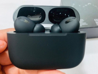 Used Black Airpod Pro Best Quality  in Dubai, UAE