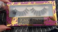 Used PINKY GOAT LASHES IN MINK  in Dubai, UAE