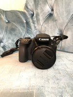 Used CANON CAMERA SX60 SH POWER SHOT WITH BAG in Dubai, UAE