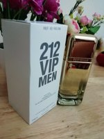 Used 212 vip men by Carolina Herrera in Dubai, UAE