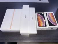 Used 5 Apple Empty Boxes ( Original Box )  in Dubai, UAE