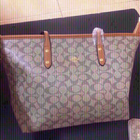 Coach bag 💼 and wallet