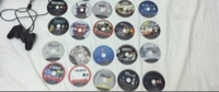 Used PS3 with one controller and cd in Dubai, UAE