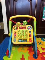 Used Sit and stand learning stroller walker! in Dubai, UAE