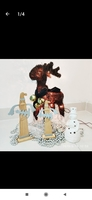 Used Christmas Reindeer Lights + Other Deco in Dubai, UAE