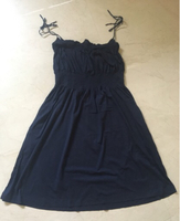 Authentic THEORY navy blue dress