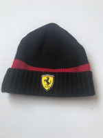 Used Authentic Ferrari&Puma Beanie Unisex in Dubai, UAE