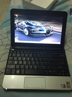 Used Dell inspiron mini laptop in Dubai, UAE