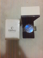 Used Obaku Denmark Original Men wrist watch in Dubai, UAE