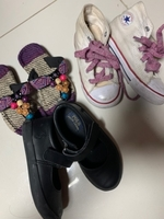 Used TODDLER SHOES (POLO, Converse) in Dubai, UAE