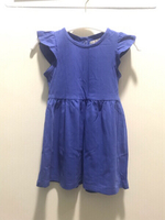 Used RED TAG Girl Dress 12 to 18 Months Blue  in Dubai, UAE