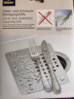 Used Silver and jewelry cleaning aid new in Dubai, UAE