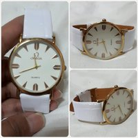 Used New OMEGA white watch... in Dubai, UAE