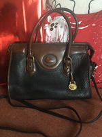 Authentic Dooney & Bourke Speedy bag
