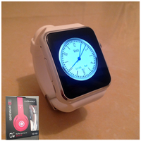 Used Cueve HD X6 Smart Watch《FREE Headphone in Dubai, UAE
