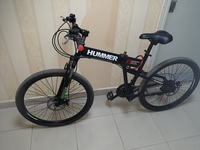 Used Hummer foldable military cycle in Dubai, UAE