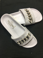 Used Unisex slide on slipper size 40 in Dubai, UAE