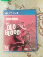 Used Wolfenstein old blood for ps4 in Dubai, UAE