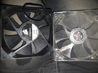 Used 2 pic fan for pc in Dubai, UAE