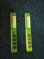 Used 8GB DDR3 AND  8GB DDR4 in Dubai, UAE