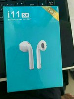 Used I11 wiresless airpods with touch 2 pcs in Dubai, UAE