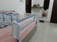 Used Bed rail safety  for kids in Dubai, UAE