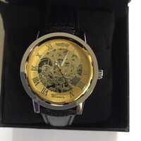 Used Men's hollow mechanical watch  in Dubai, UAE